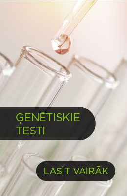 Ģenētiskie testi